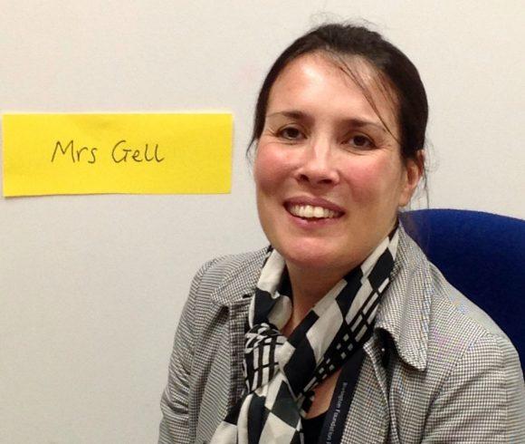Mrs J Gell