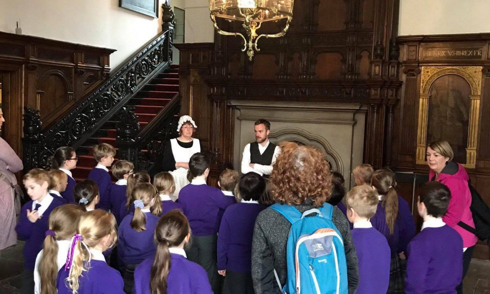 Year 3 & 4 Trip to Astley Hall