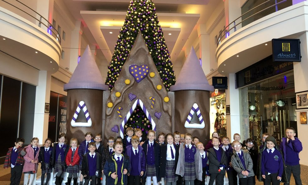 Year 1 & 2 Cinema Trip
