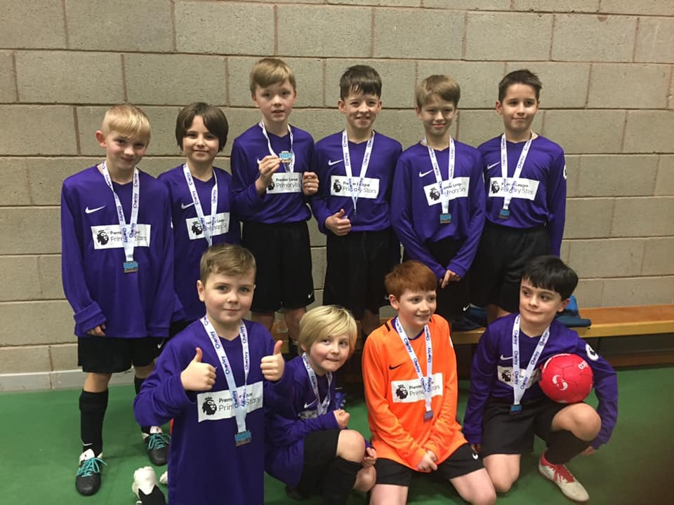 Winners! KS2 Football Tournament