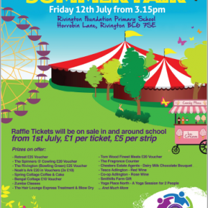 Summer Fair – Raffle