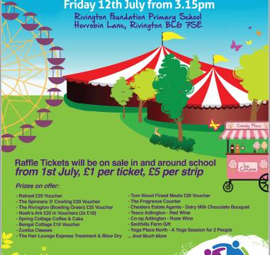 Summer Fair – Raffle