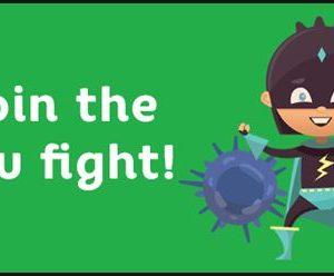 Flu immunisation consent
